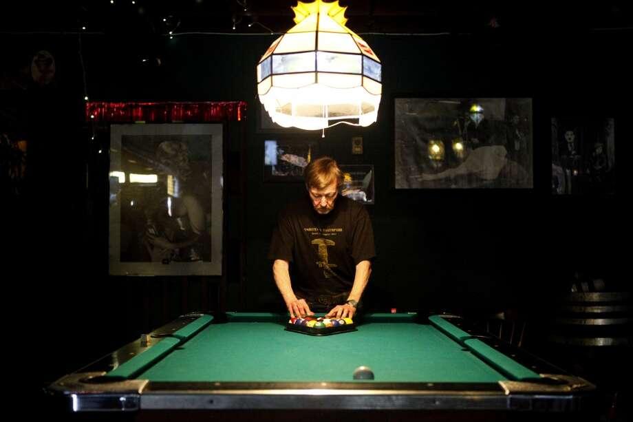 Hockey Haven: Pool. (3625 Balboa St., S.F., 415-752-4413 ) Photo: Katie Meek, The Chronicle