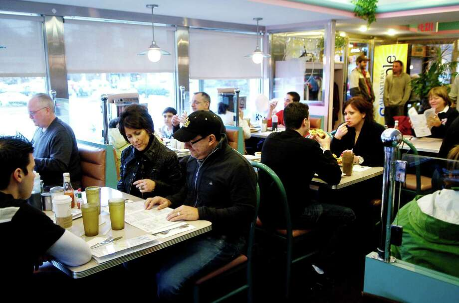 The Parkway Diner on High Ridge in Stamford is one of the many classic diners in the region. Photo: Dru Nadler, ST / Stamford Advocate