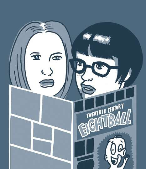 Rebecca and Enid (Ghost World) – Ghost World, originally serialized in Daniel Clowes' periodic com