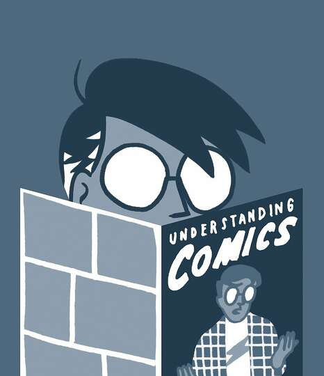 Scott McCloud (author of Understanding Comics) – Scott McCloud is best known as the author of Unde