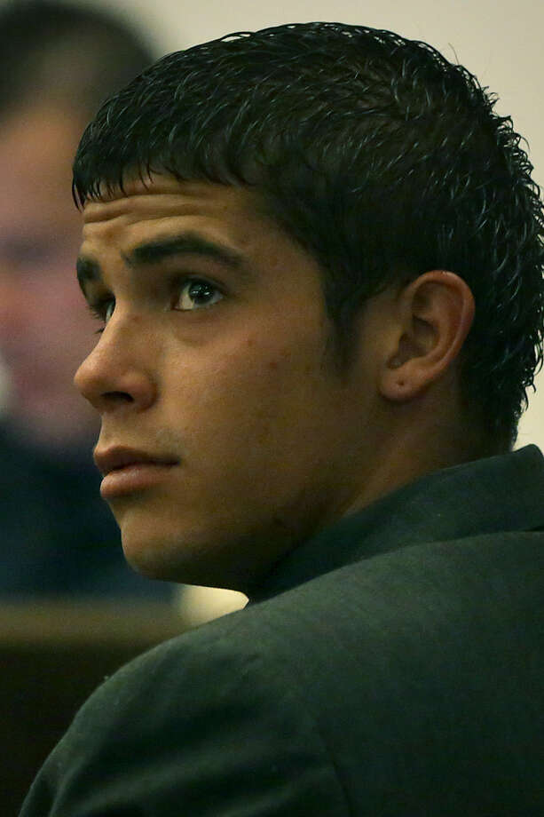 A jury handed Christopher LeMaster a 5-year sentence for rape. / © 2012 San Antonio Express-News