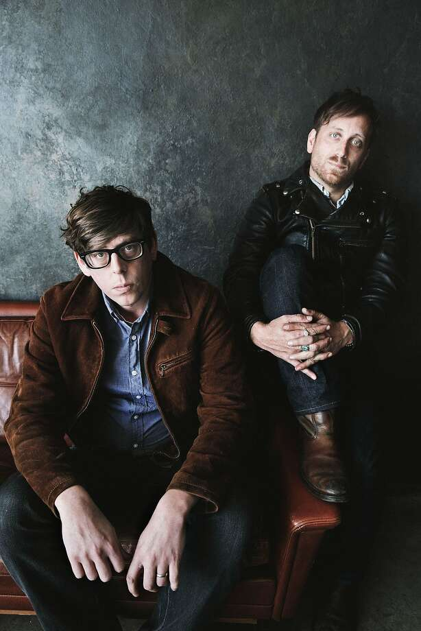 The Black Keys: Patrick Carney (l.) and Dan Auerbach (r.). Photo: Danny Clinch, Nonsuch