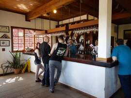 The Suisun Valley Wine Cooperative is set in a small storefront in a somewhat remote part of town near Fairfield. Wineries include Mangels, Sunset Cellars, King Andrews Vineyards, Blacksmith Cellars, and Winterhawk Winery