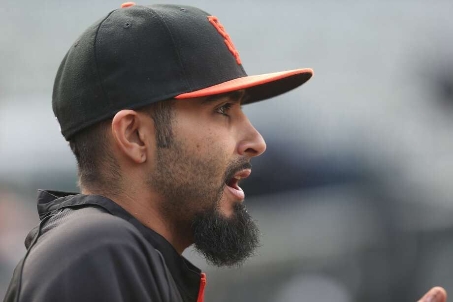 Sergio Romo has eight saves this season. The last secured Friday's 2-1 win over Atlanta. Photo: David Zalubowski, Associated Press