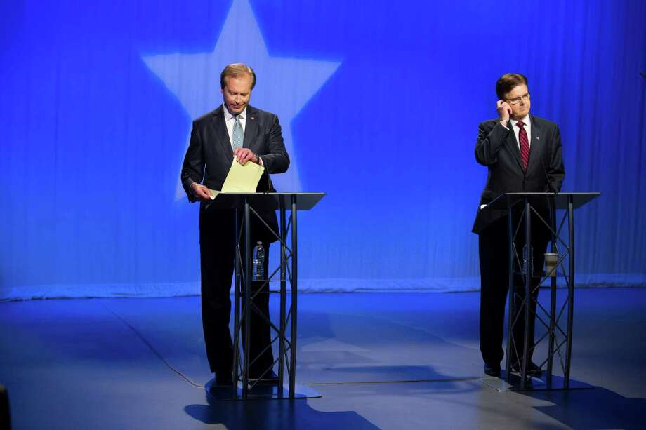 """Patrick: """"If not for Dewhurst, we wouldn't have Wendy Davis as a rock star today."""" Photo: Eric Kayne, Associated Press / Houston Chronicle"""