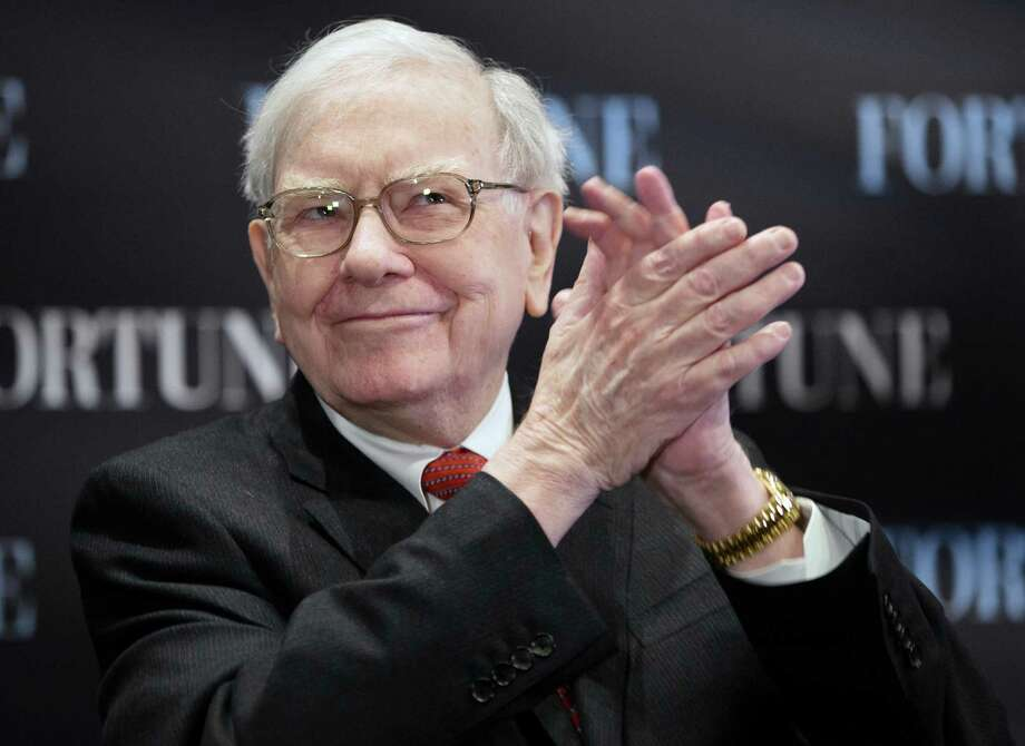 Warren Buffett has said he likes the utilities industry because it provides opportunities for reinvestment and further acquisitions. Photo: Nati Harnik, STF / AP