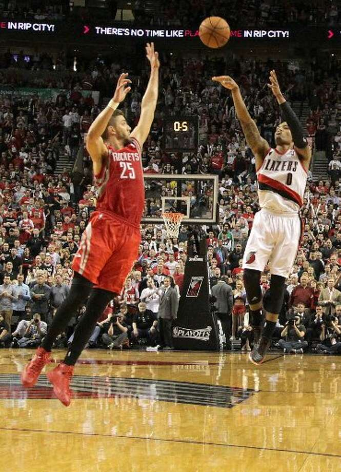 Favorite basketball teamThe heart of the region is dominated by Houston Rockets fans, according to the New York Times. The Dallas Mavericks, Miami Heat and San Antonio Spurs claim the outlying counties. Photo: James Nielsen, Houston Chronicle