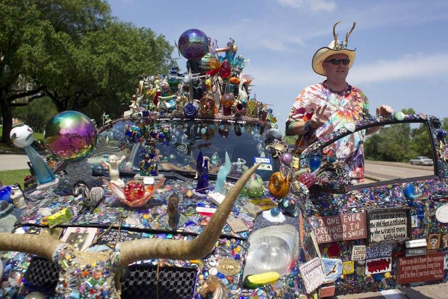 Art Car Museum Photo: Johnny Hanson, Houston Chronicle