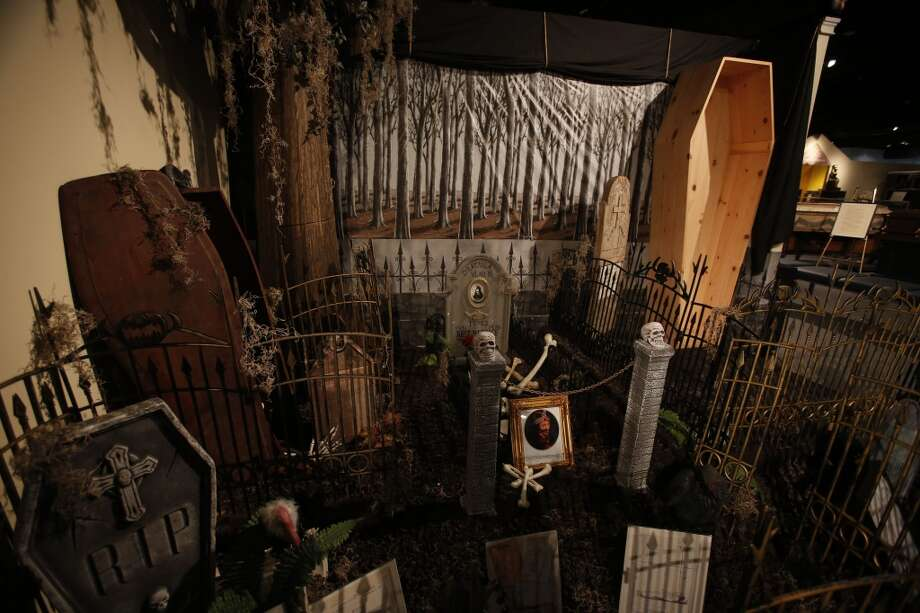 National Museum of Funeral History Photo: Eric Kayne, For The Chronicle