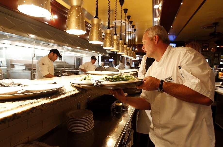 Pappas Bros. Steakhouse Photo: Karen Warren, Houston Chronicle