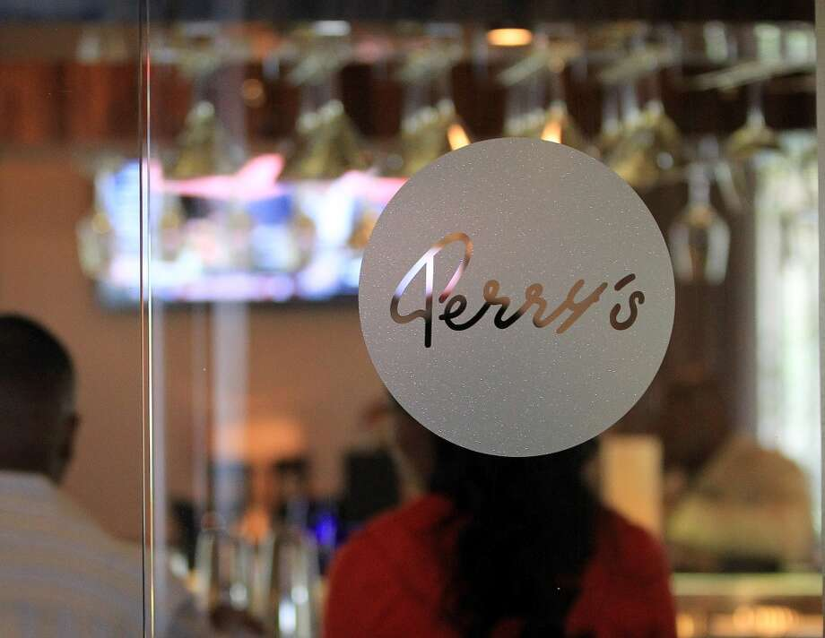 Perry's Steakhouse & Grille Photo: Karen Warren, Houston Chronicle