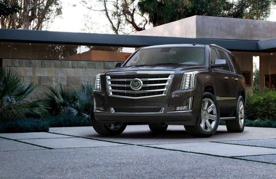 2015 Cadillac EscaladeBuilt in Texas