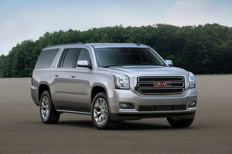 The GMC YukonBuilt in Texas Photo: HOEP / General Motors
