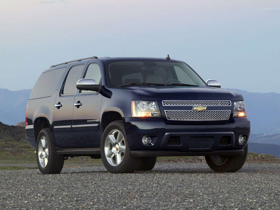 The Chevy SuburbanBuilt in Texas Photo: The Enterprise