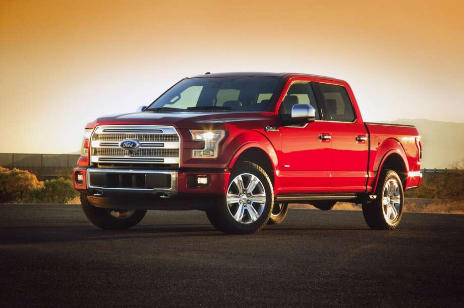 The Ford F-150Best-selling truck in Texas Photo: Ford, ASSOCIATED PRESS