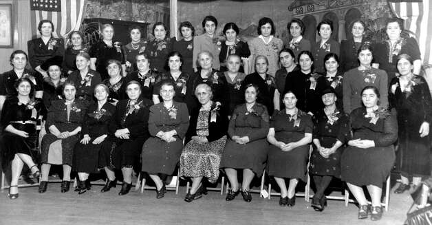 St. Peter Ladies' Aid Society is seen during its initial years of establishment in the Green Island area. (Provided)