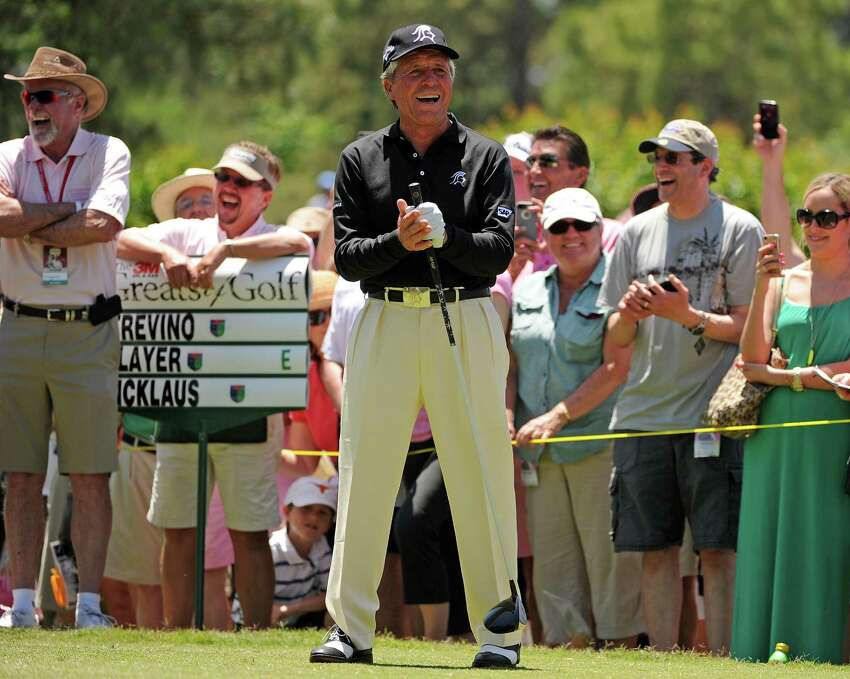 Gary Player 79Pro golfer
