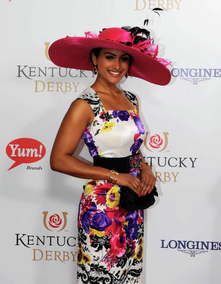 Nina Davuluri, Miss America 2014, is photographed. Photo: Joe Imel, JOE IMEL/INVISION/AP / Invision