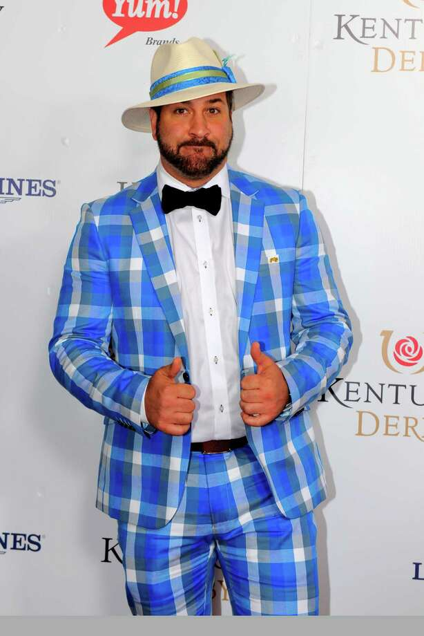 Joey Fatone is photographed. Photo: Joe Imel, JOE IMEL/INVISION/AP / Invision