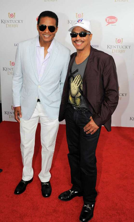 Marlon and Jackie Jackson are photographed. Photo: Joe Imel, JOE IMEL/INVISION/AP / Invision
