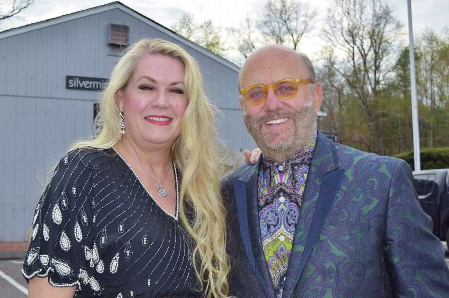 """The Silvermine Arts School in New Canaan celebrated its 90th anniversary with a """"roaring 20s"""" themed gala on May 3. Were you SEEN all dressed up? Photo: Todd Tracy / Hearst Connecticut Media Group"""