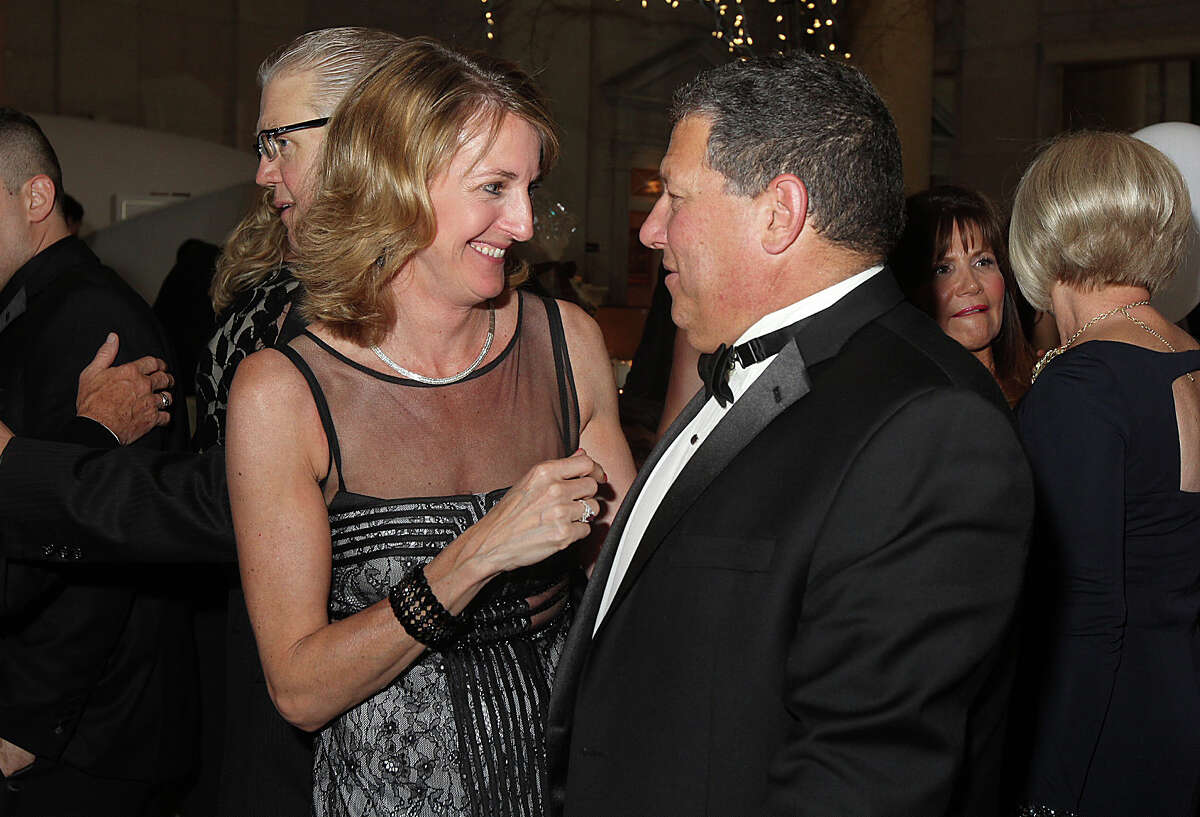 Were you Seen at the American Cancer Society's Gala of Hope honoring Angelo Mazzone at the Hall of Springs on Saturday, May 3, 2014?