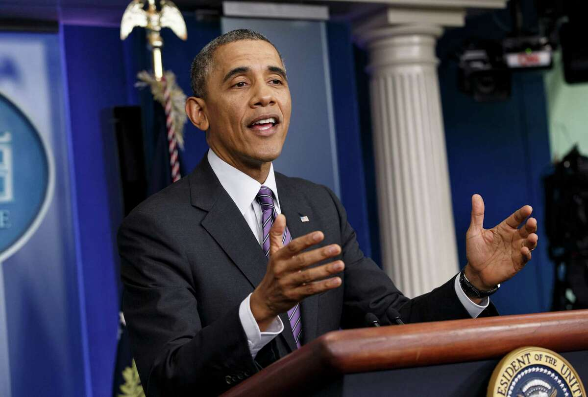 President Barack Obama needs to think bigger and quit whining about the difficulties of dealing with the world's evil players.