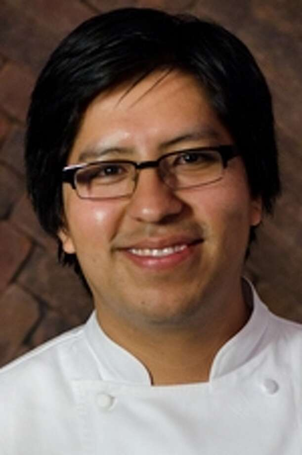Noted pastry chef Plinio Sandalio, who will guest bartend at Triniti on Tuesday evening, May 6, 2014. Photo: Star Chefs