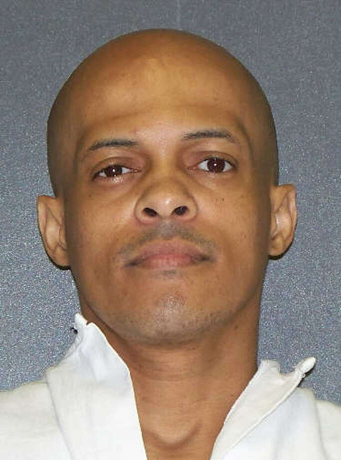 Death row inmate Robert James Campbell 