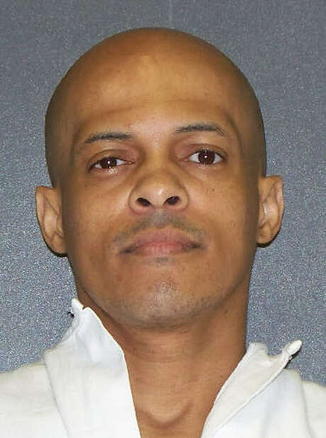 Death row inmate Robert James Campbell  mug photo.
