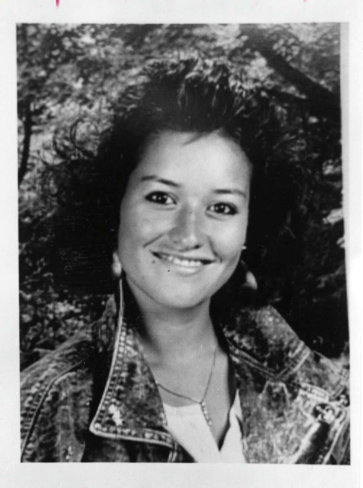 Copy shot of Alexandra Rendon, 20, a bank teller who went missing Jan. 3, 1991. CONTRIBUTED PHOTOGRAPH.
