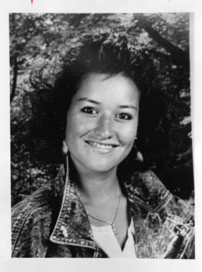 Copy shot of Alexandra Rendon, 20, a bank teller who went missing Jan. 3, 1991. CONTRIBUTED PHOTOGRAPH. Photo: E. Joseph Deering / handout