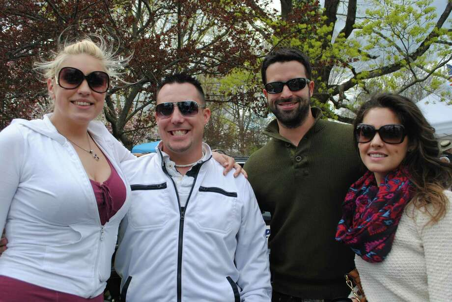The Ridgefield Gone Country BBQ Festival featured live music, line dancing and a cook-off between local BBQ teams. The festivities went on all weekend. Were you SEEN on Sunday, May 4? Photo: Wendy Mitchell
