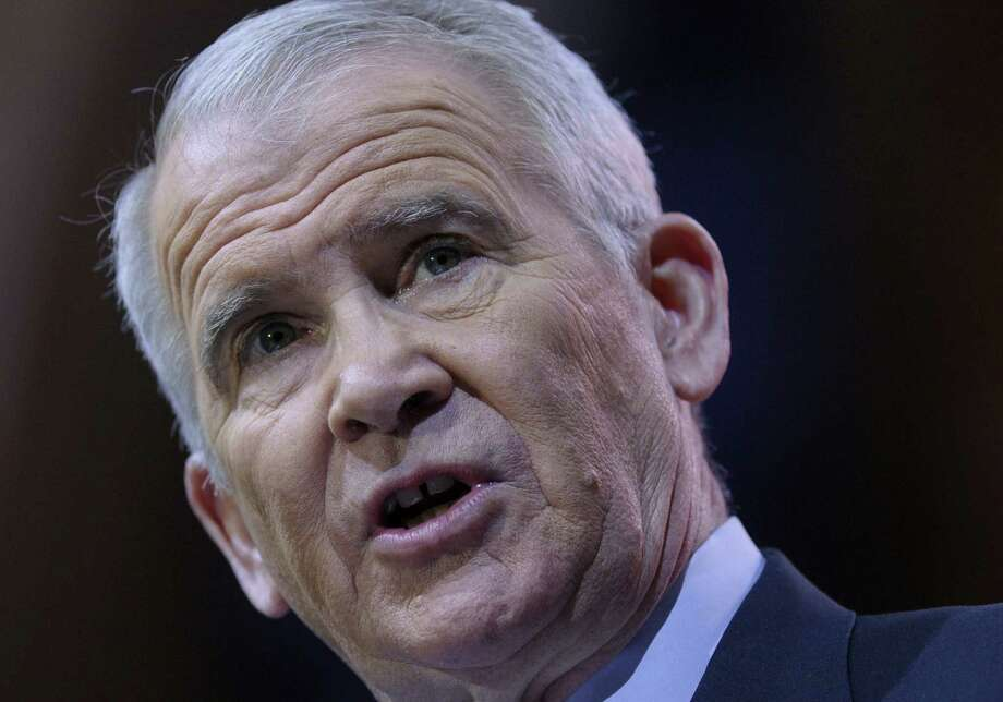 Oliver North Photo: Susan Walsh, Associated Press / AP