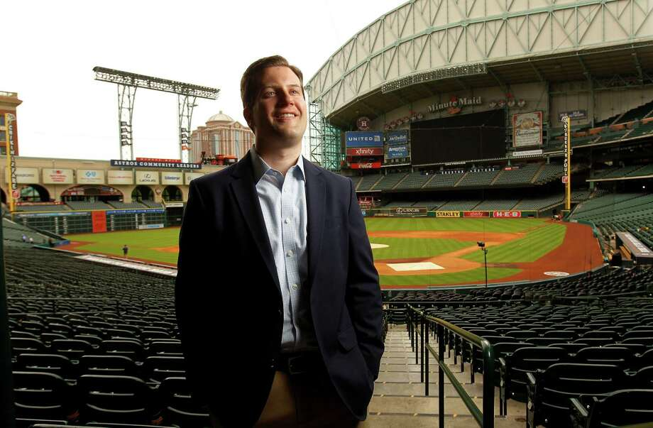 Astros medical analyst Bill Firkus brings a unique background to a position at the forefront of the ever-changing injury and rehab game. Photo: Karen Warren, Staff / © 2014 Houston Chronicle