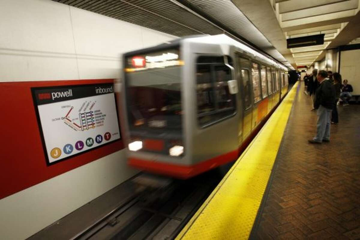 What does San Francisco need most? The SFGate staff made a list of (mostly) reasonable things this great city is still lacking. Let's start with a Muni light rail route down Geary.
