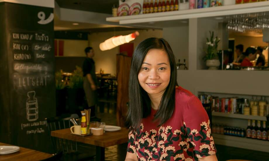 Owner Pim Techamuanvivit of Kin Khao in San Francisco. Photo: John Storey, Special To The Chronicle