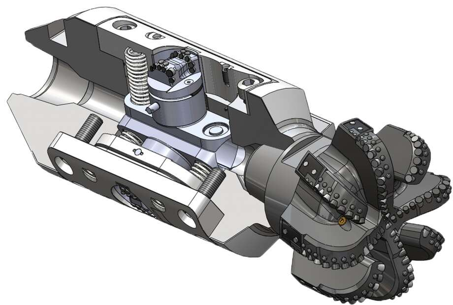 Halliburton TDReam™ ToolHalliburton's latest downhole innovation, the TDReam Tool, drastically reduces the time it takes to drill a well to total depth, saving valuable time and money for operators. Photo: Halliburton