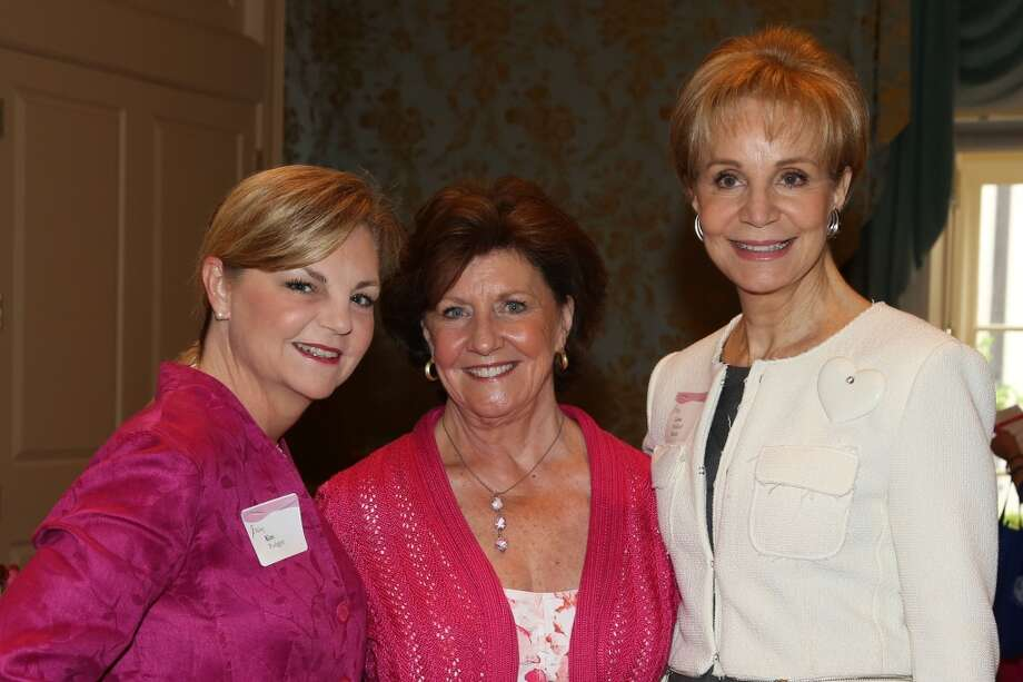 Money was raised for The Rose to assist women with breast cancer diagnosis and treatment.