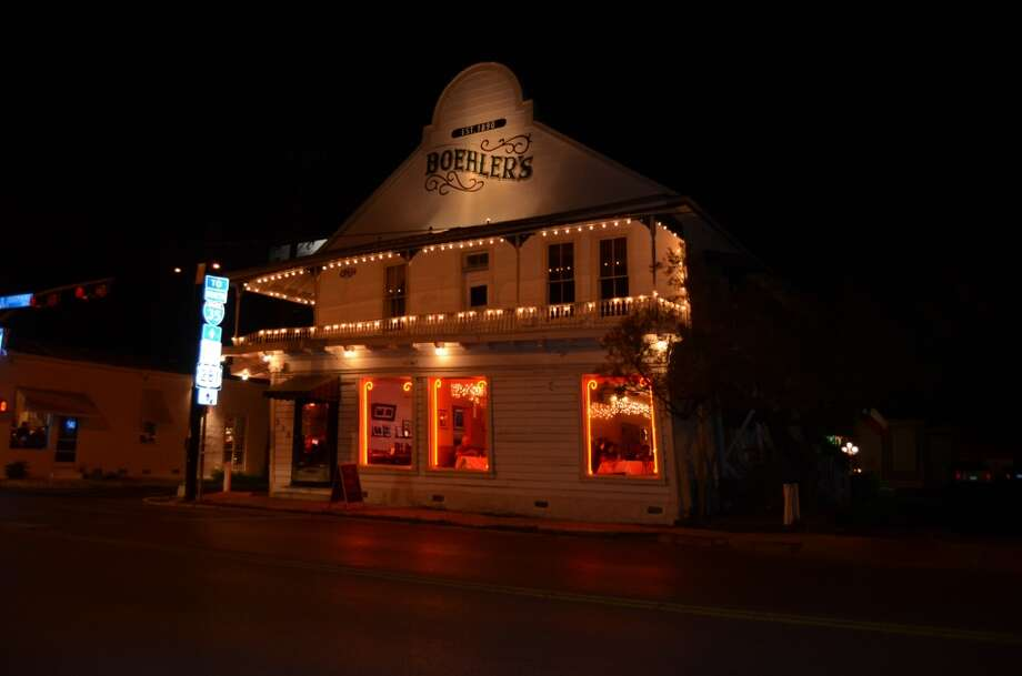 Minnie's Tavern when it was Boehler's in recent years. Photo: Express-News, File