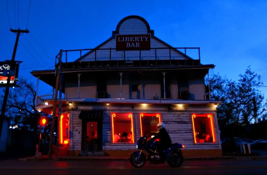 The Liberty Bar as shown in 2005. Photo: Express-News, File