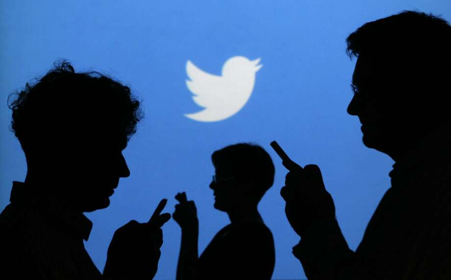 """Using Twitter and other social media """"really is a last-ditch effort to notify the person they're being  sued,"""" said Greg Hurley, senior analyst at the National Center for State  Courts. Photo: Kacper Pempel, Reuters"""