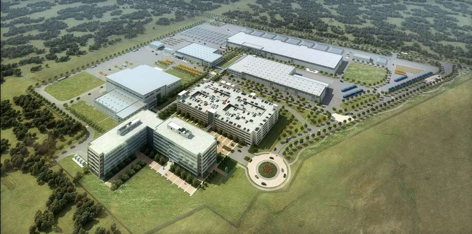 FMC Technologies plans to open its new Subsea Services campus in early 2016. Photo: FMC Technologies, Gensler