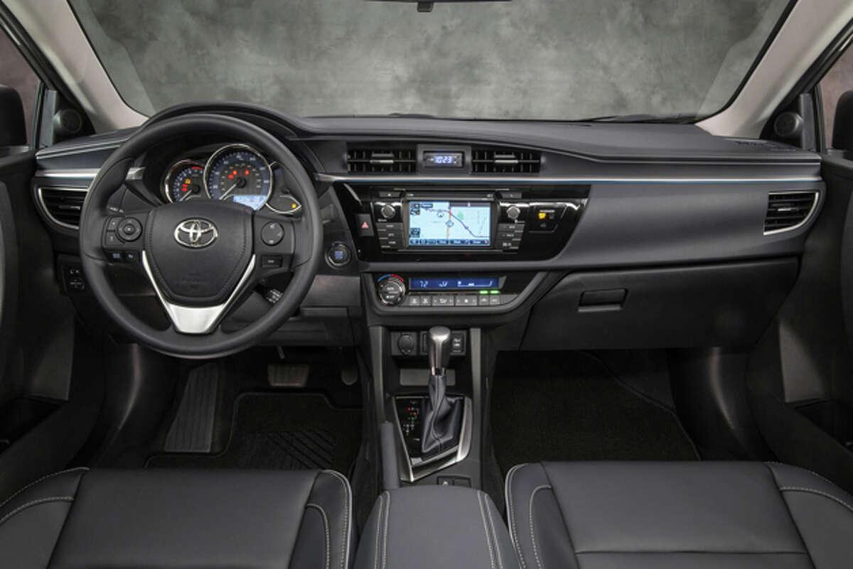 2014 Toyota Corolla (photo courtesy Toyota Motor Corporation)