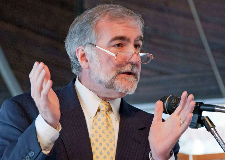 William F. Schulz, former executive director of Amnesty International USA and president and CEO of the Unitarian Universalist Service Committee, will be conducting  services at the Unitarian Church in Westport on May 18. Photo: Contributed Photo / Westport News