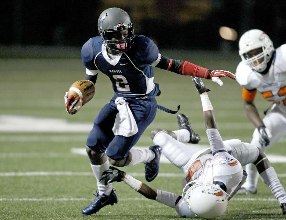 Gary Haynes, the Manvel High School teen whose Vine video of him 