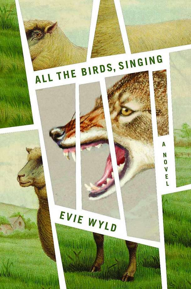 """All the Birds, Singing,"" by Evie Wyld Photo: Pantheon"