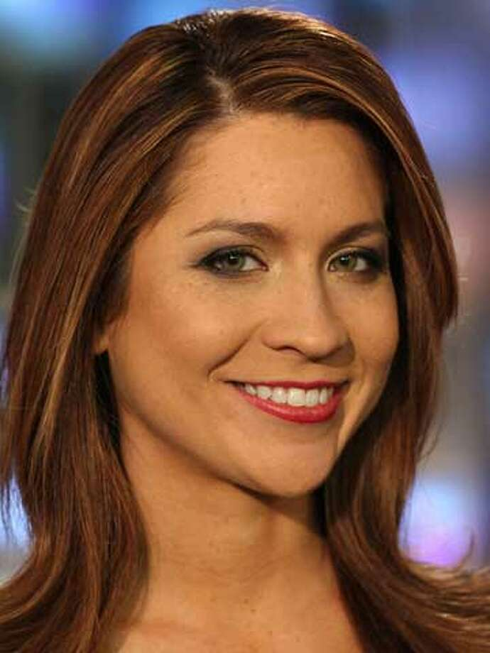 Fiona Gorostiza, a former Dallas TV news personality, will host KSAT's new local daytime show. Photo: KSAT / San Antonio Express-News