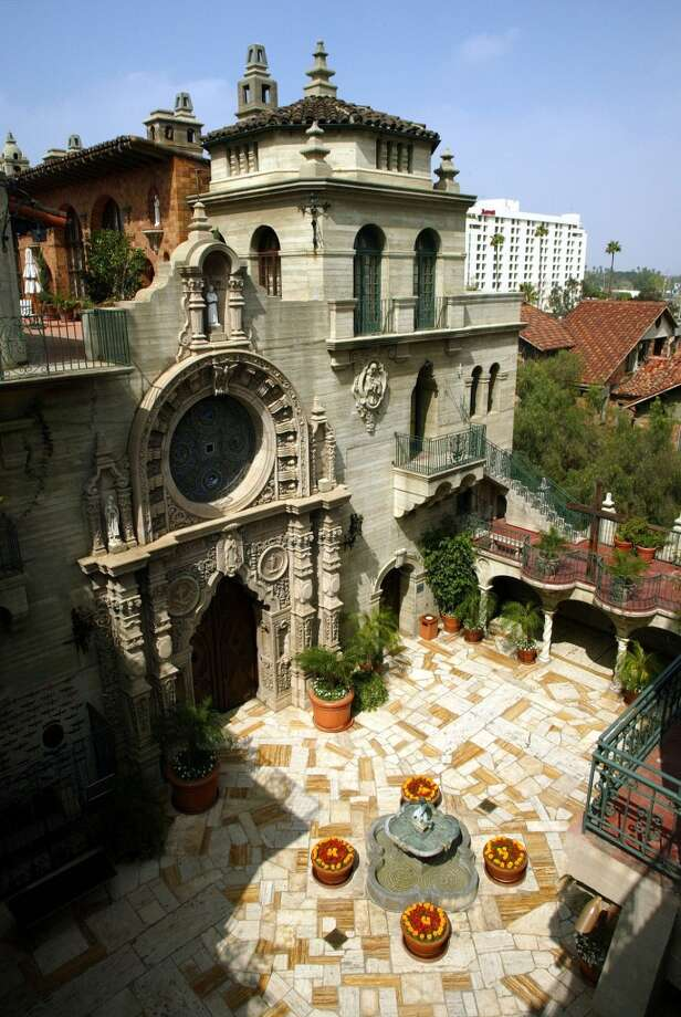 Mission Inn Hotel & Spa, RiversideA National and California Historic Landmark, Riverside's Mission Inn is a stunning work of architecture that combines Mediterranean and Mission style elements. If you can't stay the night, the Mission Inn offers daily tours that give visitors a feel for the hotel's history and a glimpse at its large art collection. Photo: CHAS METIVIER, AP