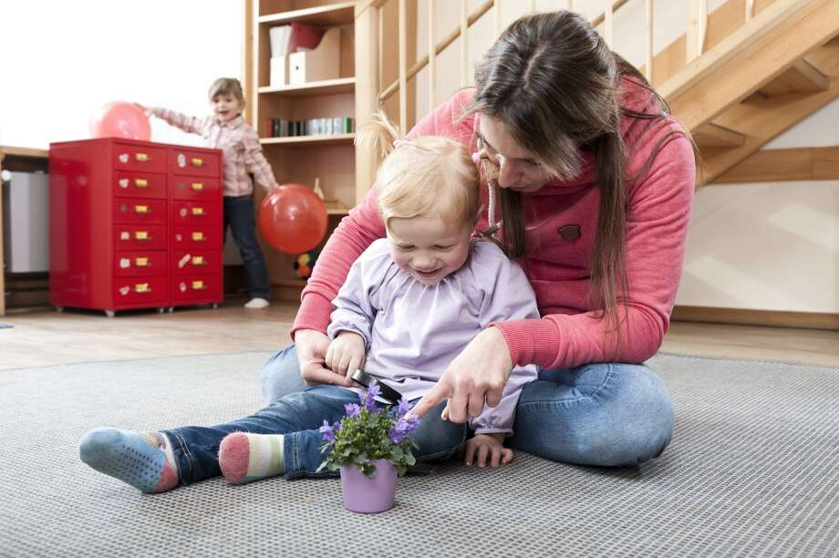 "Allvin encourages parents to spend as much time as they want observing day care classrooms. ""Many parents feel it is not their place,"" she said. ""But it absolutely is their place."" Photo: Westend61, Getty Images/Westend61"